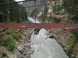 Bridge over Chenab