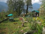 Guesthouse garden, Naggar