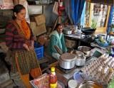 Tea shop, Naggar