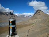 View from Ki Gompa