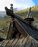 Temple roof, Chitkul