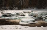 Ragged Falls, Ontario