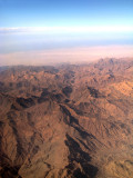 Sinai Mountain Range