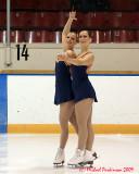Queen's Figure Skating Invitational 11-28-09