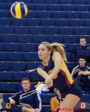 Queen's Vs Brock W-Volleyball 01-23-10