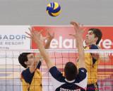 Queen's Vs Toronto M-Volleyball 02-26-10