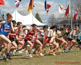 Women's 5K 04-11-10