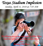 2010 - Texas Stadium Implosion