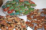 einige unserer Weihnachtsplätzchen / some of our Christmas biscuits