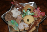 unsere Weihnachtsplätzchen / our Christmas biscuits
