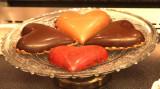 Schokoladenherzen / chocolate hearts