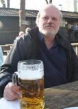im Biergarten / in the beergarden
