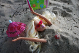 Barbie's At The Beach!
