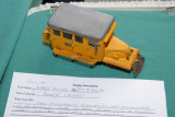 CJ Riley built thes O scale buss for Larry Kline