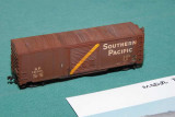 David Hussey's Hi-Tech Details SP Rebuilt Box Car Original version