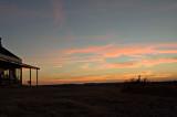Lodge at Sunrise