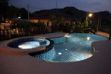 After completion Pool