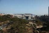 View from Hyundai Hotel Ulsan