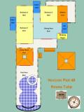 Plan House & Pool