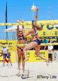 Womens Beach Volleyball - Final (Germany vs Canada)