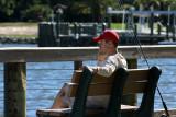 A break from fishing