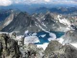 Alpine Lakes Wilderness - Mount Daniel