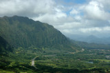 HAWAII - PALI LOOKOUT