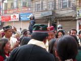 A general strike (bandh) that day