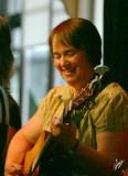 2009_06_04 Annie Lou with Kim Barlow, Lindy Jones, Hannah Goa