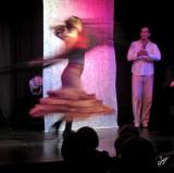 2010_01_22 Flamenco En Mis Suenos Te Nombro at centro cultural ;Borges