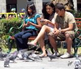 2010_03_13 Scenes at Plaza de Armas
