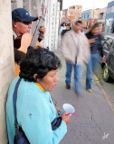 2010_03_30 Ojos Azules street music in Arequipa