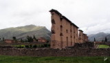 2008 Peru: Site on return from Puno