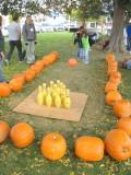 Pumpkin Bowling, Anyone?