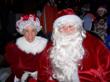 Mr. Clause and the Mrs.