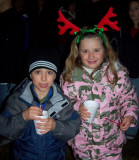 Waiting for the Tree Lighting