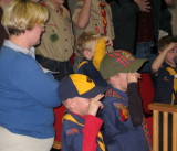 Scouts Lead Pledge