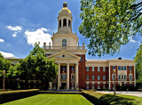 Pat Neff Hall is the Main Administration Building at Baylor