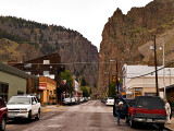 The Town of Creede, Co. A silver mining town.