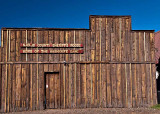This building in Holbrook is a throwback to the old west.