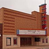 The Tower Theater is located in Post, TX