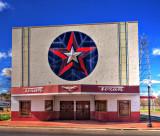 Art deco movie theaters