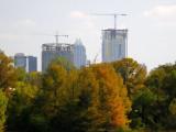 Austin, TX, still under construction