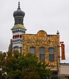 11/25/07   An Ancient Bldg, Georgetown, TX