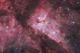 Eta Carinae Nebula - the Keyhole Nebula