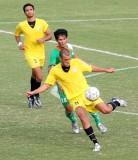 המשחק מול הפועל כפס במחזור הרביעי בגביע הטוטו