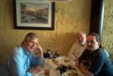 Bill Nelsch, Jeffrey Smith, Chris Williams (l to r)