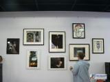 Art Hanging 11/4/07