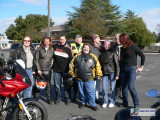 Bay Area Women Riders - South Bay - 03/30/08