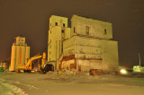 The oldest elevator is being torn down in Bennett, CO